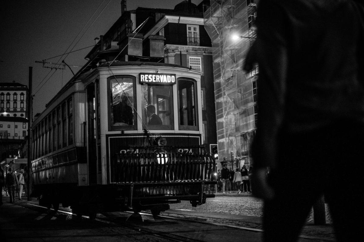 41. päev Viimane tramm